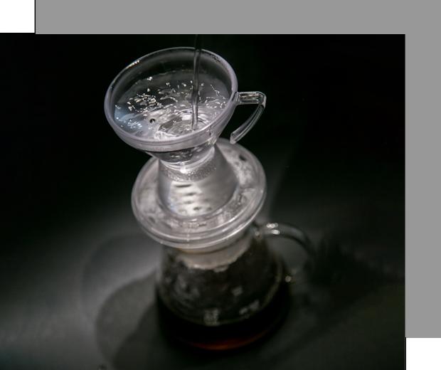 Agua para café 2