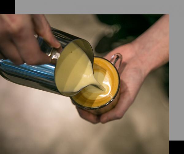 Curso Latte Art