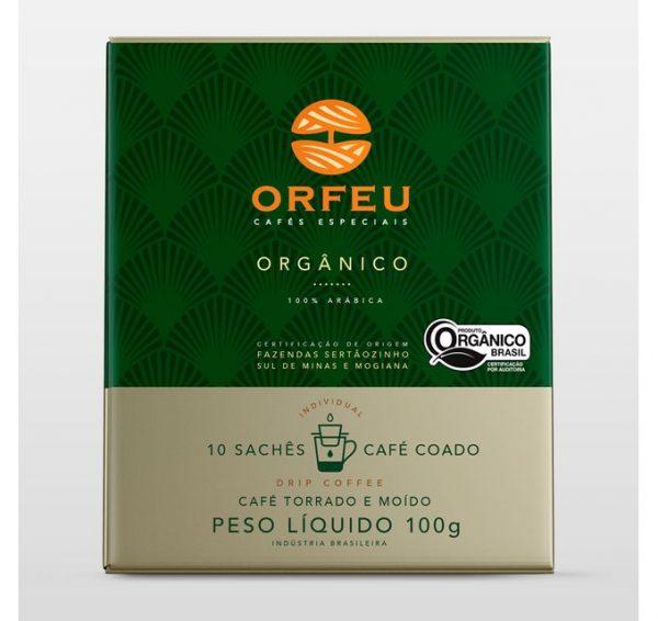 Drip Coffee Orfeu Orgânico