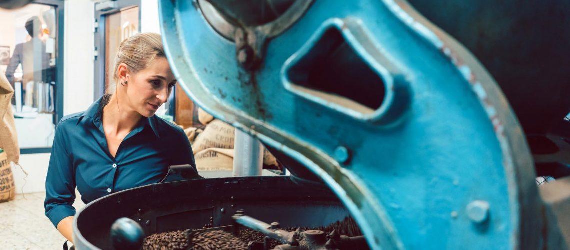 A mulher no setor do café no Brasil